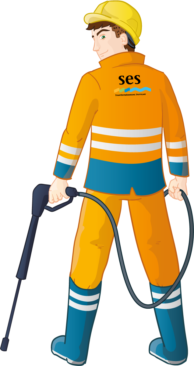 Fachkraft für<br/>Rohr-,Kanal-und<br/>Industrieservice